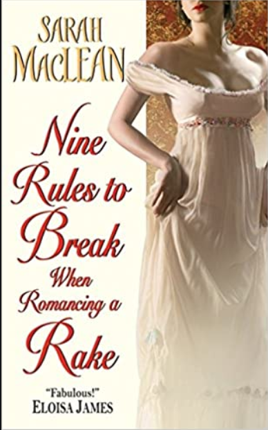 nine rules is an exemplar of excellent writing in romance