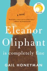 book reviews of Eleanor Oliphant