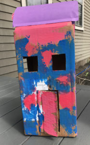 imaginative play ideas for preschoolers - cardboard boxes