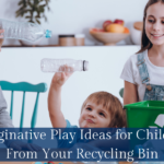 Imaginative Play Ideas for Preschoolers From Your Recycling Bin