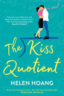 Reading during quarantine - The Kiss Quotient