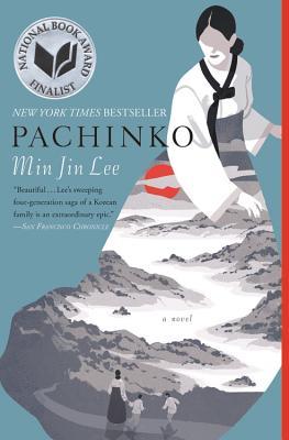 Reading During Quarantine - Pachinko