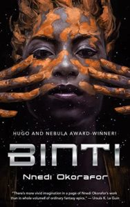 Young Adult books from black authors - Binti by Nnedi Okorafor