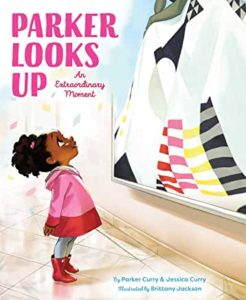 Picture books from Black Authors - Parker Looks Up