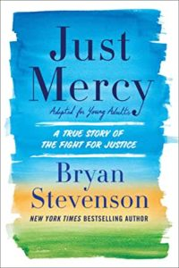 Just Mercy by Bryan Stevenson - Young Adult books from black authors
