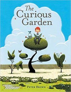 the curious garden book cover - children's books about kindness