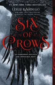 Six of Crows Book Co ver