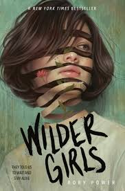 Wilder Girls Book Cover - standout YA fiction of 2020