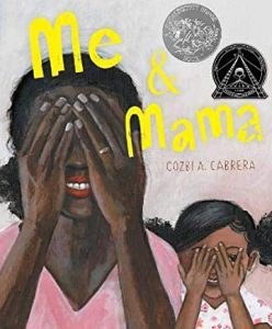 Mama and Me Book cover - Books to Celebrate Moms