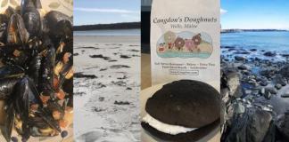 Exploring the Kennebunks—seafood, bakeries, beaches