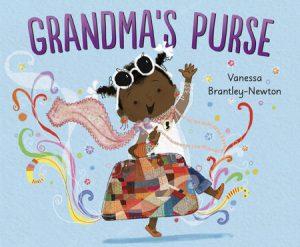 grandma's purse cover art - picture books for grandparents day