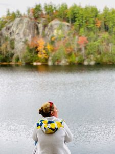 Lindsey Lapointe of Seacoast Hikes and Nature Walks